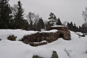 Bunkeranlage auf dem Lingekopf