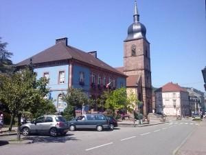 Rathaus von Maekirch / Ste.-Marie-aux-Mines