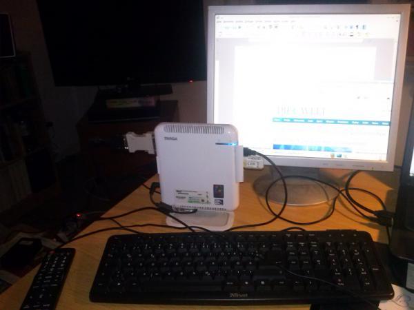 Alter Windows-Rechner mit Kubuntu 13.1