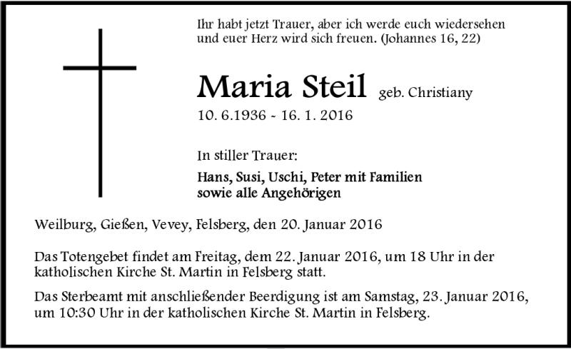 maria_steil_todesanzeige