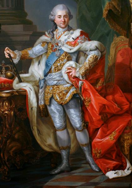 Stanislaus II. August Poniatowski